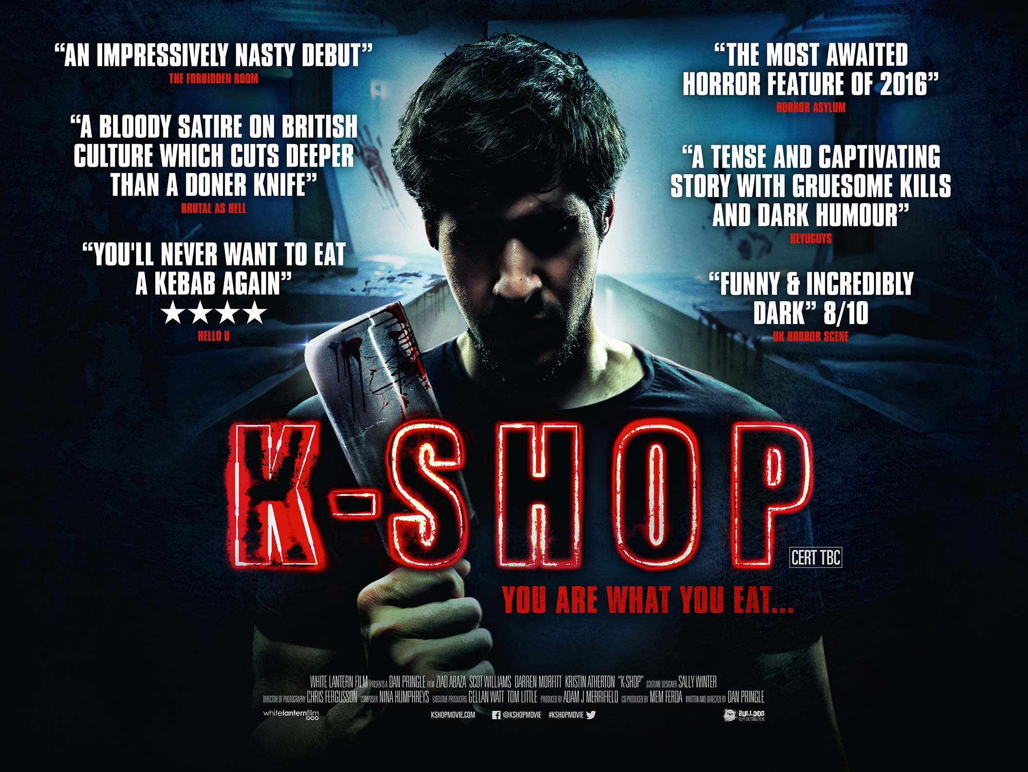 K-Shop - Quad Poster