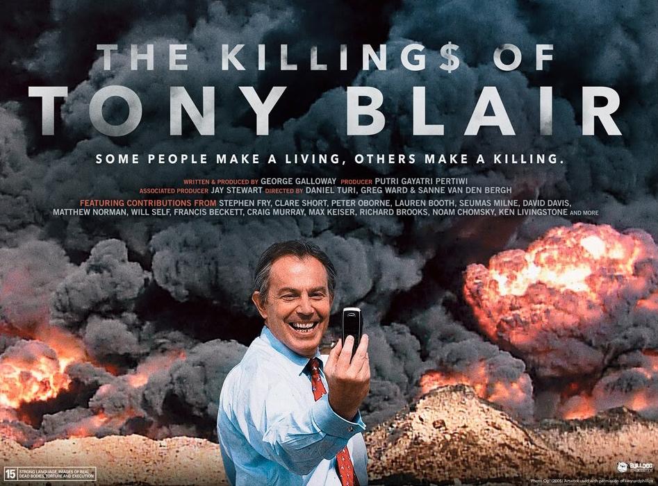 The Killings of Tony Blair