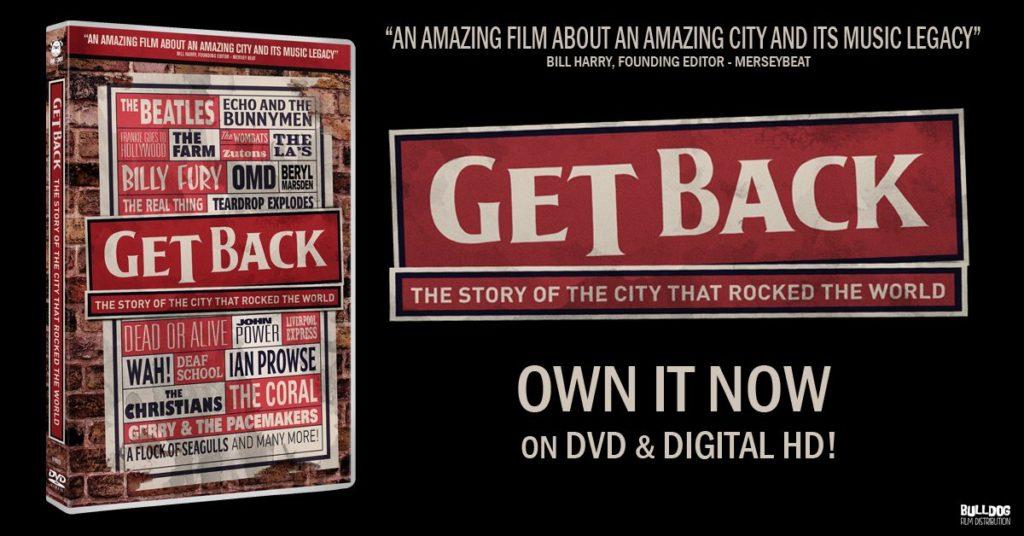 Get Back Release